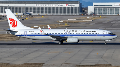 B-5426 - Boeing 737-89L - Air China