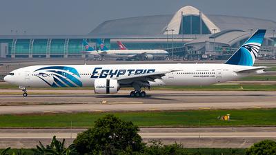 SU-GDO - Boeing 777-36NER - EgyptAir