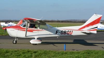F-GBQU - Cessna 172N Skyhawk - Private