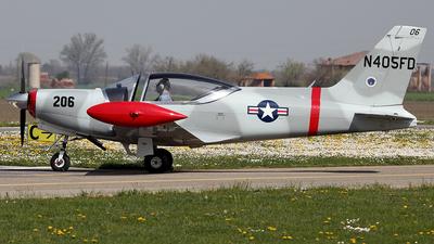 N405FD - SIAI-Marchetti SF260D - Private