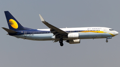 VT-JBL - Boeing 737-85R - Jet Airways