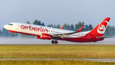 D-ABKN - Boeing 737-86J - Air Berlin