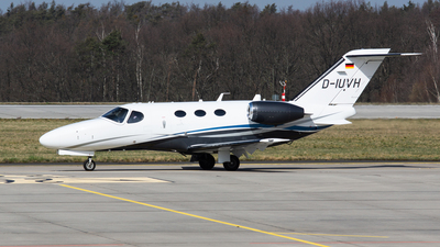 D-IUVH - Cessna 510 Citation Mustang - Private