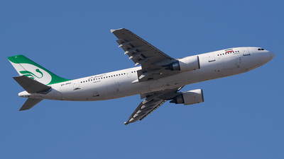 A picture of EPMNJ - Airbus A300B4603 - Mahan Air - © Mahyar Malakooti