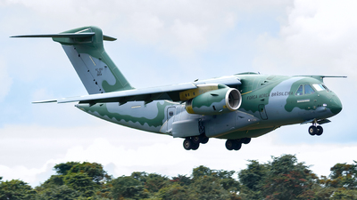 FAB2854 - Embraer KC-390 - Brazil - Air Force