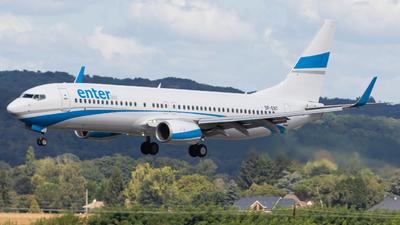 SP-ENT - Boeing 737-8AS - Enter Air