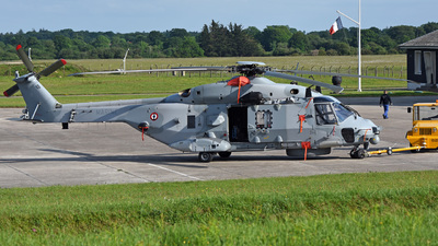 18 - NH Industries NH-90NFH - France - Navy