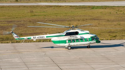 RF-43883 - Mil Mi-8PS Hip - Russia - Customs