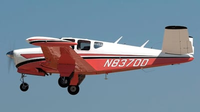 N8370D - Beechcraft J35 Bonanza - Private