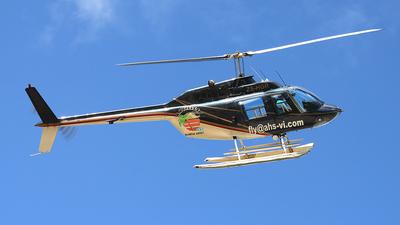 ZS-HGR - Bell 206B JetRanger - Private