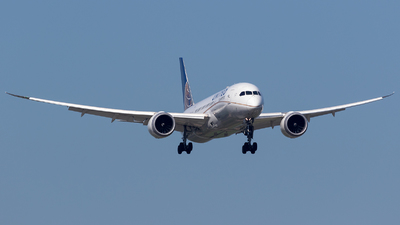 N45905 - Boeing 787-8 Dreamliner - United Airlines