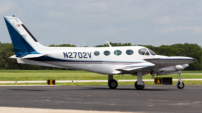 N2702V - Cessna 340A - Private