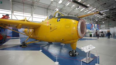 XN714 - Hunting H.126 - United Kingdom - Royal Air Force (RAF)