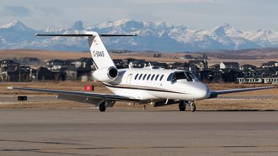 C-GAAS - Cessna 525B CitationJet 3+ - Airsprint