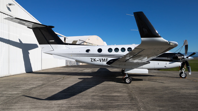 ZK-VMF - Beechcraft B200GT Super King Air - Tasman Aviation