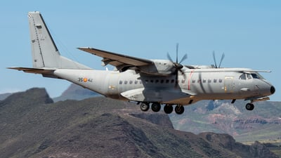 T.21-04 - CASA C-295M - Spain - Air Force
