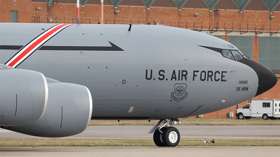 64-14840 - Boeing KC-135R Stratotanker - United States - US Air Force (USAF)