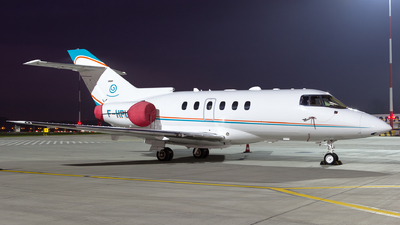 F-HPUR - Raytheon Hawker 800XP - Private