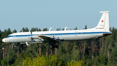 RF-95680 - Ilyushin IL-22M Bizon - Russia - Air Force