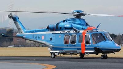 JA16MP - Agusta-Westland AW-139 - Japan - Police