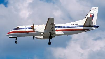 N256AE - Saab 340B - American Eagle