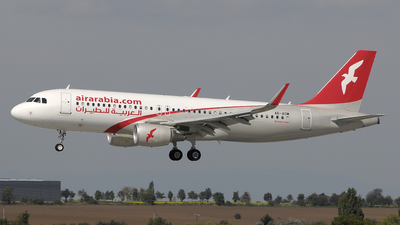 A6-AOW - Airbus A320-214 - Air Arabia