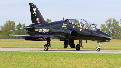 XX321 - British Aerospace Hawk T.1A - United Kingdom - Royal Air Force (RAF)