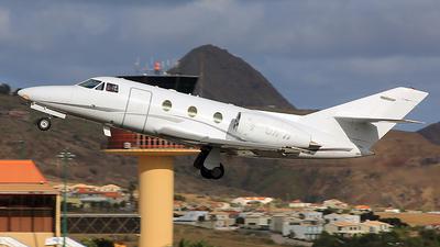 A picture of FGIPH - Dassault Falcon 10 - Regional Air Services - © @rturn