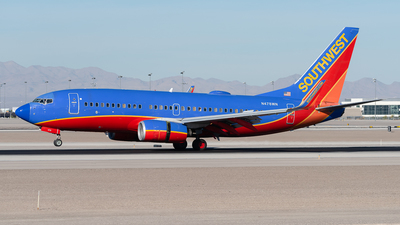 N478WN - Boeing 737-7H4 - Southwest Airlines