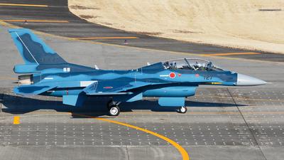 43-8127 - Mitsubishi F-2B - Japan - Air Self Defence Force (JASDF)