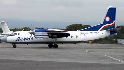 RA-47321 - Antonov An-24RV - Yakutia Airlines