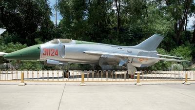 31124 - Nanchang Q-5 - China - Air Force