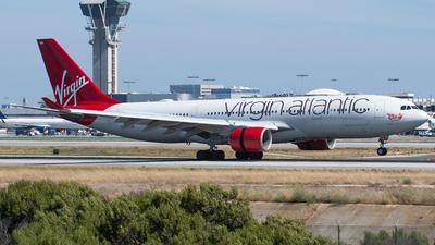G-VLNM - Airbus A330-223 - Virgin Atlantic Airways