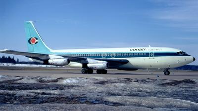 OY-DSK - Boeing 720-025 - Conair of Scandinavia
