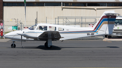 VH-JDF - Piper PA-44-180 Seminole - Learn To Fly Australia