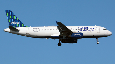 N655JB - Airbus A320-232 - jetBlue Airways