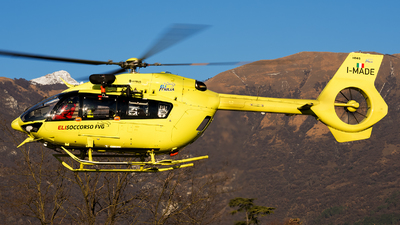 I-MADE - Airbus Helicopters H145 - Elifriulia