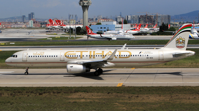 A6-AEA - Airbus A321-231 - Etihad Airways