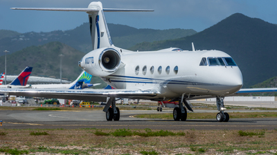N107TD - Gulfstream G-IV - Private