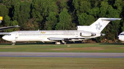 PR-PLH - Boeing 727-225(Adv) - Platinum Air