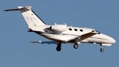 C-FBCI - Cessna 510 Citation Mustang - Private
