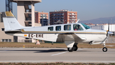 EC-EHE - Beechcraft A36 Bonanza - Private