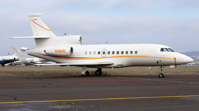 N18UD - Dassault Falcon 900LX - Private