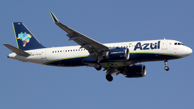 A picture of PRYYK - Airbus A320251N - Azul Linhas Aereas - © TLBorges