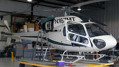 A picture of N167MT - Airbus Helicopters AS355 Ecureuil - [5604] - © Dave Lu