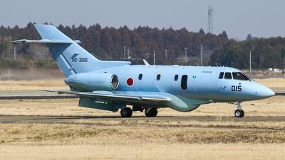 02-3015 - Raytheon U-125A - Japan - Air Self Defence Force (JASDF)
