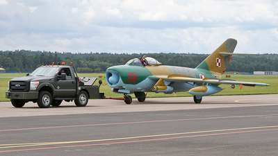101 - PZL-Mielec Lim-6bis - Poland - Air Force