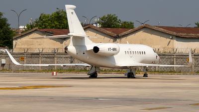 VT-BRK - Dassault Falcon 2000EX - Private