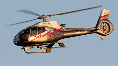 N864MH - Eurocopter EC 130B4 - Maverick Helicopters