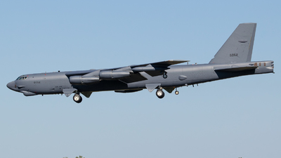 60-0052 - Boeing B-52H Stratofortress - United States - US Air Force (USAF)